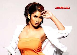 Anarkali Akarsha armpit