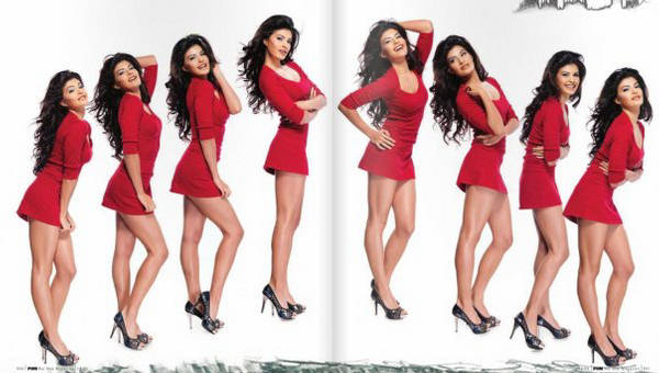 Jacqueline Fernandez Hot-Sexy Pictures Wallpaper