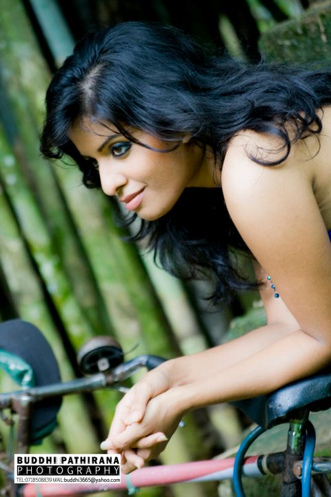 Hottest lankan Model Judy Muller Photos