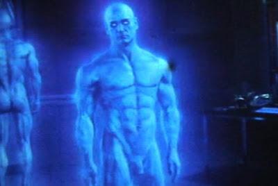 Watchmen Film blauer Penis