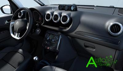 auto design citro n c3 aircross nouveaut officielle. Black Bedroom Furniture Sets. Home Design Ideas