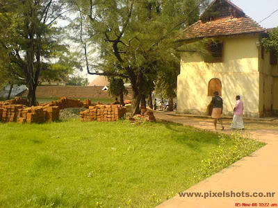 old palace built by dutch in mattancherry cochin kerala photograph