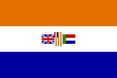 THE FLAG UNDER WHICH SOUTH AFRICANS PROUDLY FOUGHT