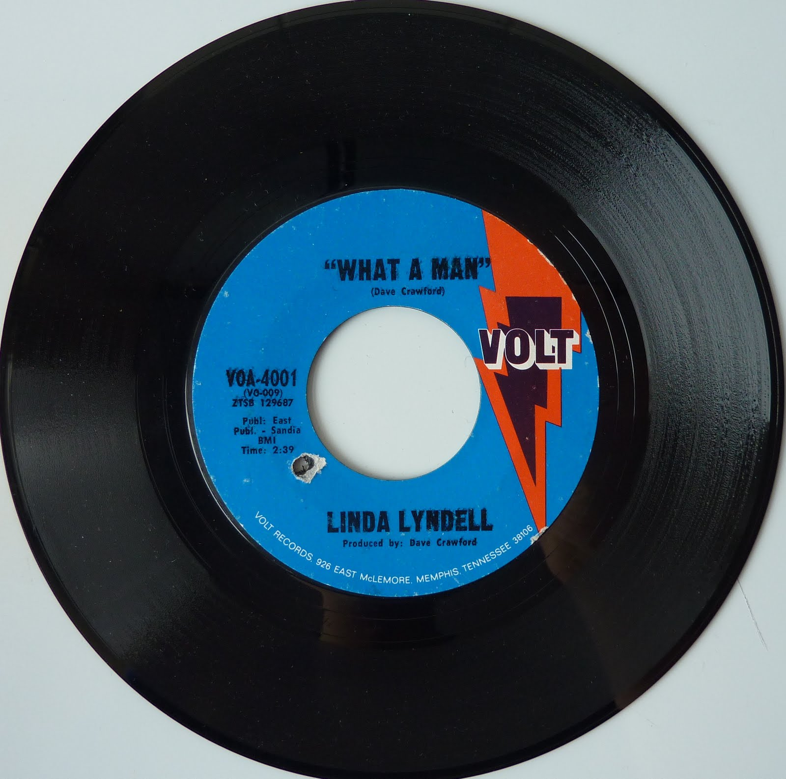 lyndell big and beautiful singles In 1991, i didn't even have a cd player but i well remember the significance of the the nine cd set, the complete stax/volt singles: 1959-1968 certainly i and others were already aware of the.