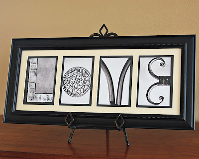 name frame, Alphabet Photography, alphabet art, alphabet photos, love prints