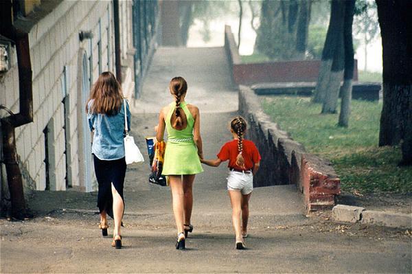 Детство в любимом городе