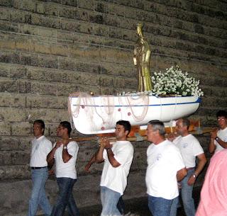 Fiaccolata 3 Settembre 2007