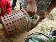 preparando el harinado