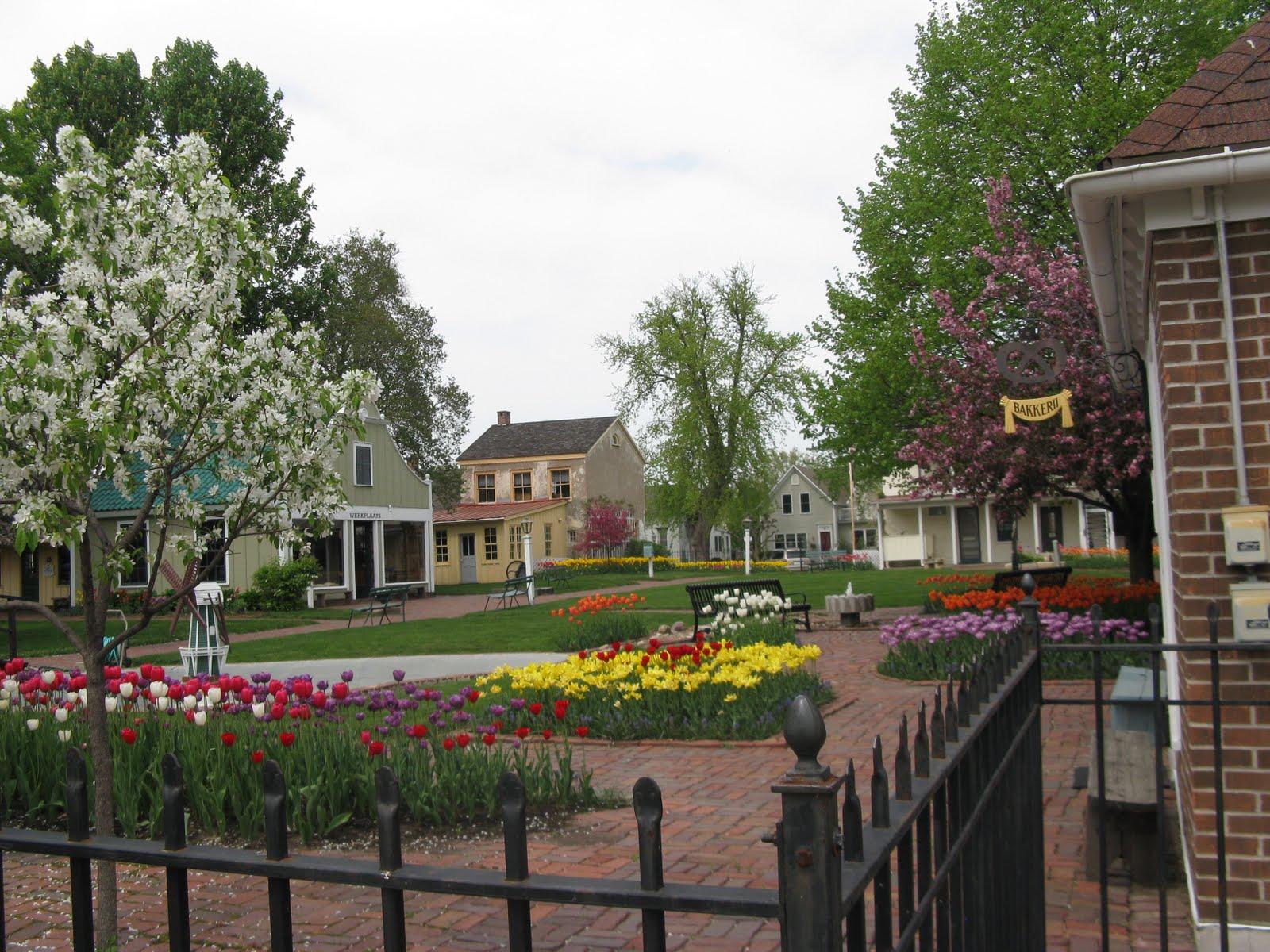 Tarras Travels Tulip Time In Pella Iowa