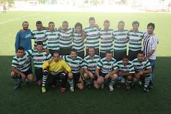 Valverde 1 x 4 Santanense 1ª jornada | Grupo H | 2010/2011