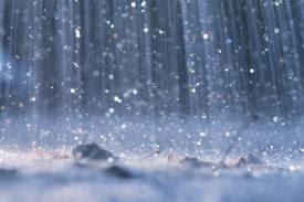 Cool rain :)