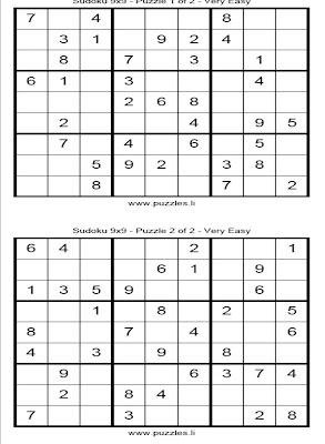 Belajar bermain sudoku
