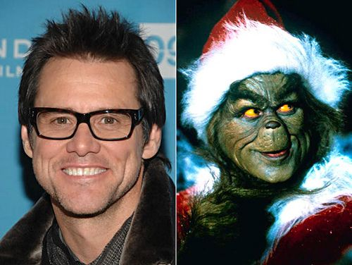 Jim Carrey – How the Grinch Stole Christmas