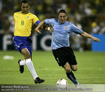 Cristian Cebolla Rodriguez sancionado por la FIFA
