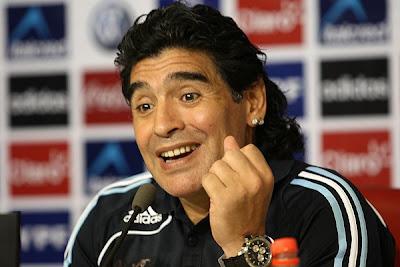 Maradona confía en su equipo