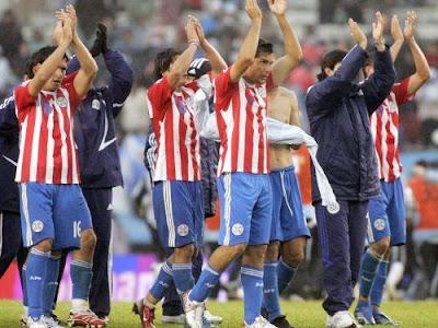 Lista de jugadores de Paraguay