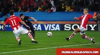España avanza a Semifinales del Mundial