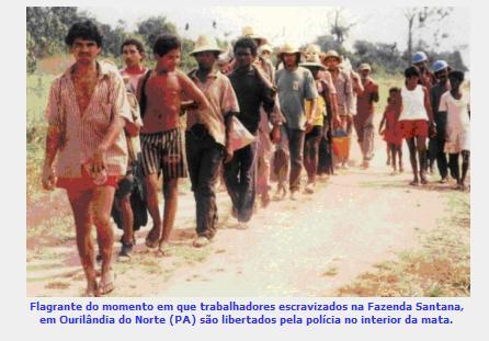 Dezesseis fazendeiros de MT na LISTA SUJA do Ministério do Trabalho