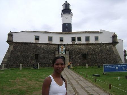 Albúm de nossas férias em Salvador, Goiânia e Brasília