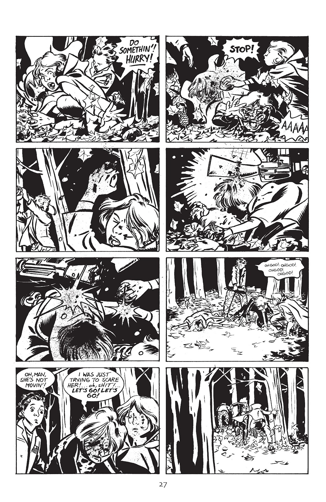 Stray Bullets Issue #2 #2 - English 29