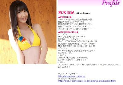 柏木由紀@AKB48寫真集