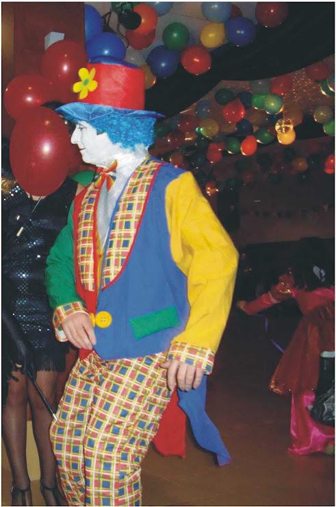 palhaço-carnaval 2009