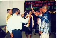 HALAL BIHALAL dan NAAL 2002