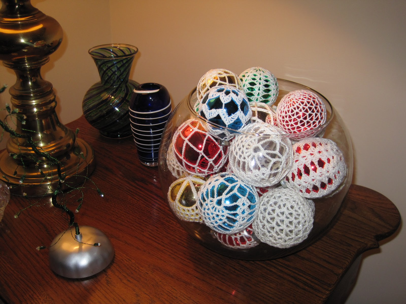 Crochet Ornament Covers - EzineArticles Submission - Submit Your
