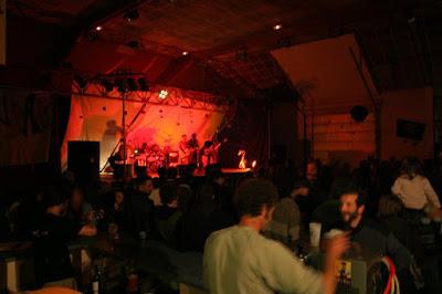 soirée concert alandar