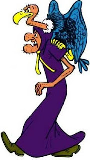 Sea Hag is a character from from Popeye