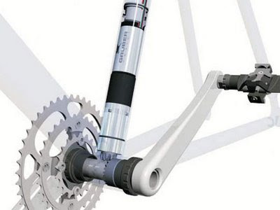 Electric Bike Assist on The Gruber Assist Motor Is Stashed Inside The Frame And Drives The