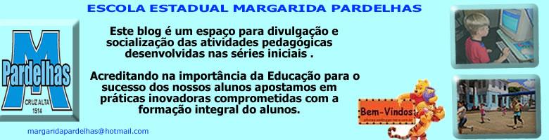 Escola Margarida Pardelhas - Séries Iniciais