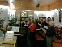 The Chorus in Rehearsal