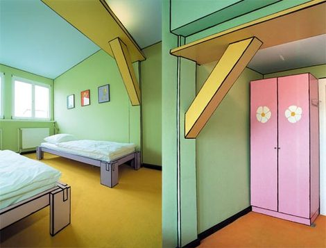 good church design: More DIY ideas for the Youth Room