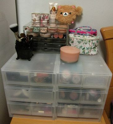 Discount Cosmetics on Rouge Deluxe  Makeup Storage
