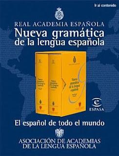 nueva gramatica lengua española