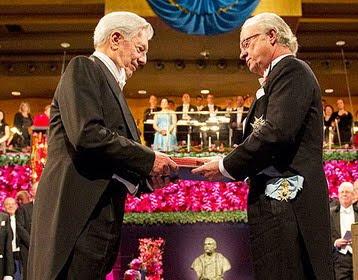 Nobel Vargas Llosa