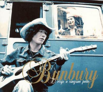 Discografía de Enrique Bunbury