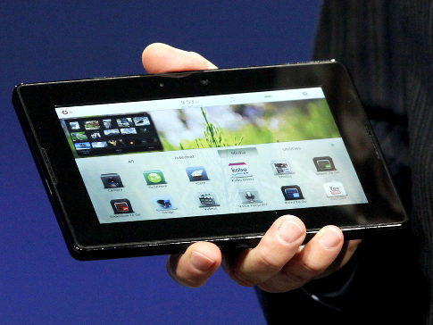 blackberry playbook tablet pc. BlackBerry PlayBook tablet PC