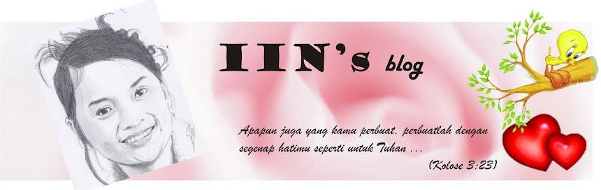 iin's blog