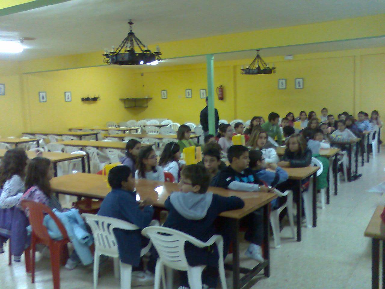 Comedores escolares andalucia