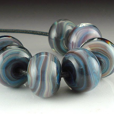 Double Helix test batch TN-200 Beads