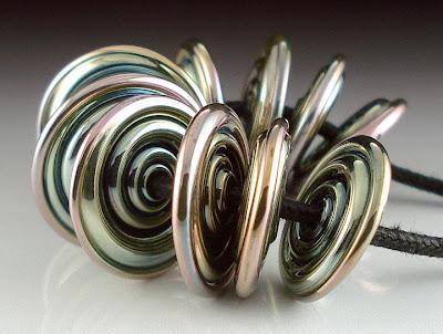 10 Triton Disk Beads/BeadAbundant