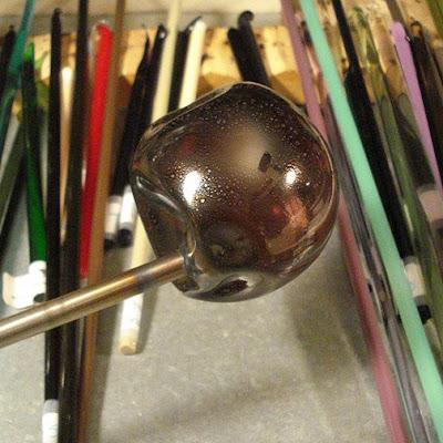 Dark Silver Plum Bulb