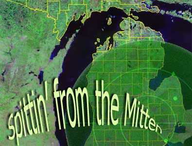 Spittin from the Mitten