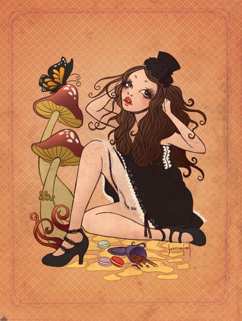 AliceJu SabrinaEras Autumn Reeser Nude Pictures
