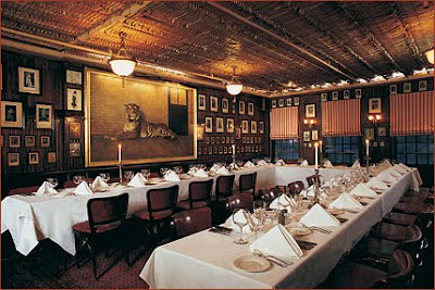 The Shakespeare Dining Room Nyc