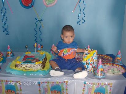 Decoracion de fiesta infantil amigos de jesus todo para - Todo para tu fiesta infantil ...