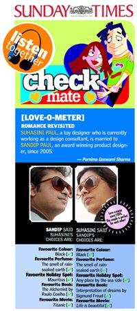 Love - O - Meter  : 100%