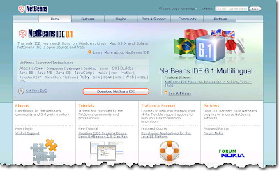 NetBeans IDE - Sun Microsystems